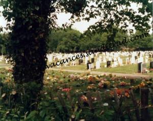 cimetière anglais
