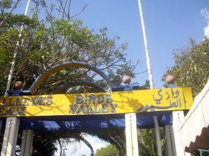 Vallée des oiseaux à Agadir