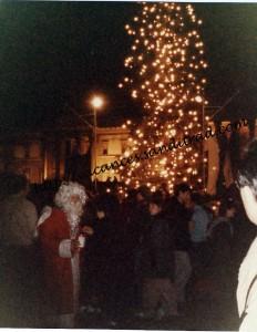 Sapin norvégien à Trafalgar Square