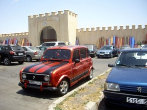 Grand souk d'Agadir